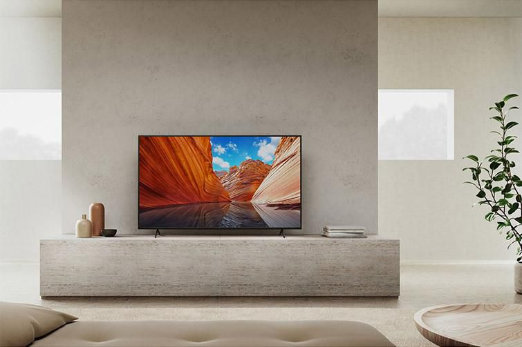 Smart Tivi 4K Sony KD-55X80J 55 inch Android TV