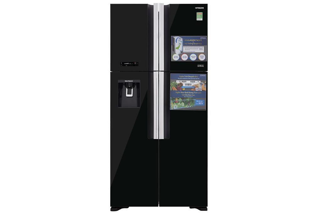 Tủ lạnh Hitachi Inverter R-FW690PGV7 (GBK) - 540 lít