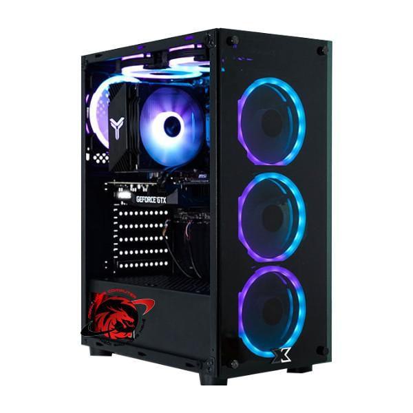 PC Workstation Intel Core i7 8700/16GB/ GTX 1050Ti-4GB