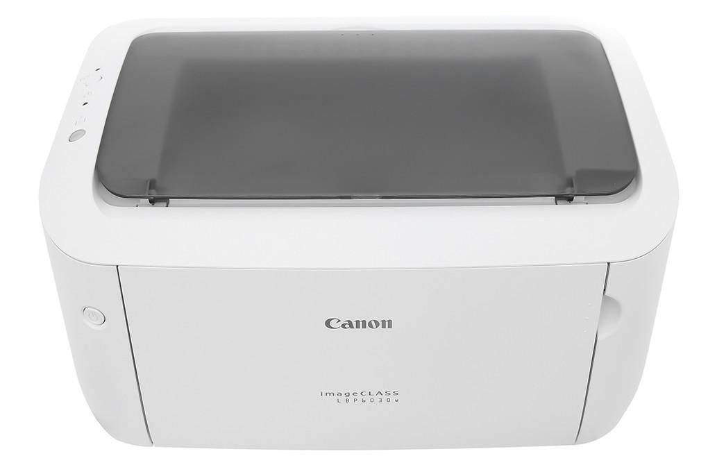 Máy in laser trắng đen Canon LBP6030W