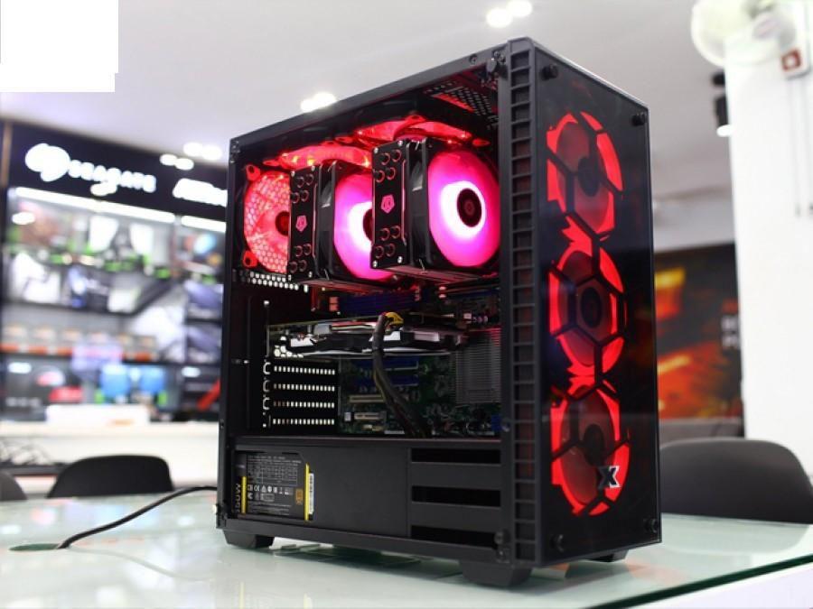 PC Intel Dual Xeon E5 2678V3 / 64GB/ GTX 1080 – 8GB