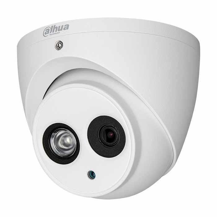Camera HDCVI Dome 4MP DAHUA DH-HAC-HDW1400EMP-A-S2