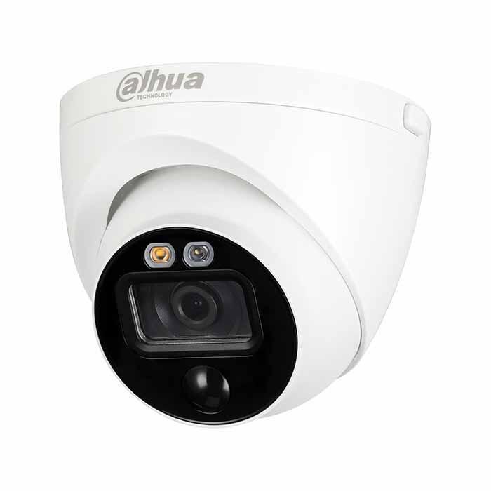 Camera HDCVI IoT Dome 2MP DAHUA DH-HAC-ME1200EP-LED